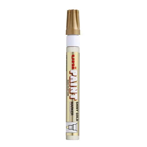 Uni Paint Marker PX-20 Shiny Gold